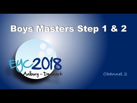 EYC 2018  Boys Masters Step 1 & 2  Channel 2  Bowling