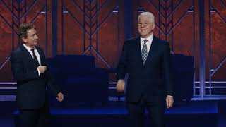 Steve Martin and Martin Short - January 25