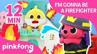 Pinkfong Show Show Show: I'm gonna be a firefighter | Pinkfong Shows for Children