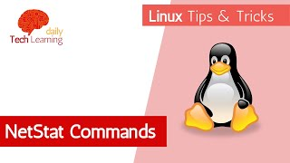 Linux Netstat command tips and tricks