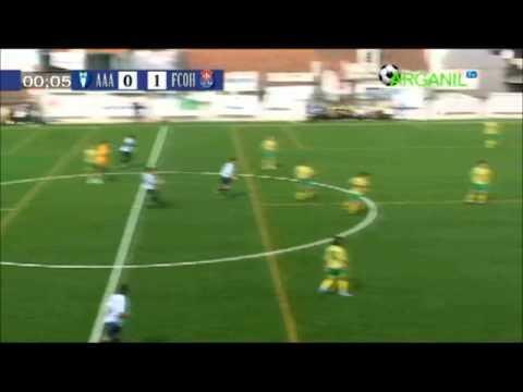 Worlds Fastest Goal EVER 3 Seconds - Carlos Almeida