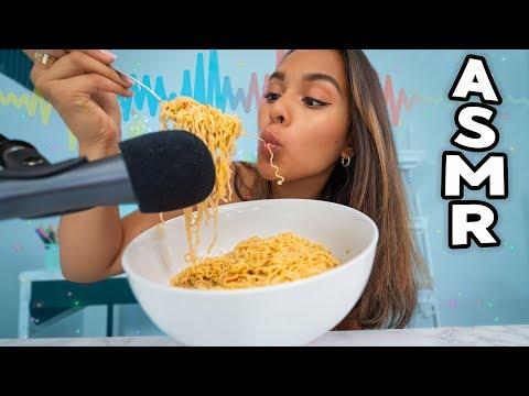 ASMR SOUND CHALLENGE! (Edible, Sticky, Slimy, Mukbang, Crunchy, Popping Sounds)