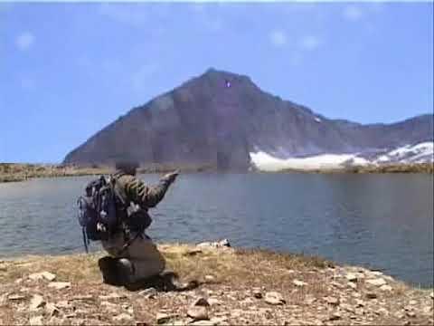 Fishing The Twenty Lakes Basin 2007