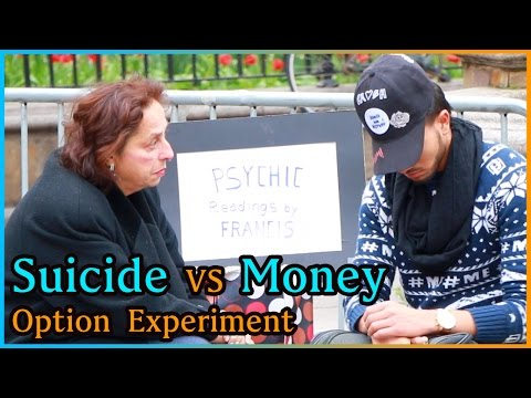 FREE MONEY Experiment (Social Experiment)