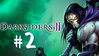 Darksiders 2 прохождение с Карном. Часть 2