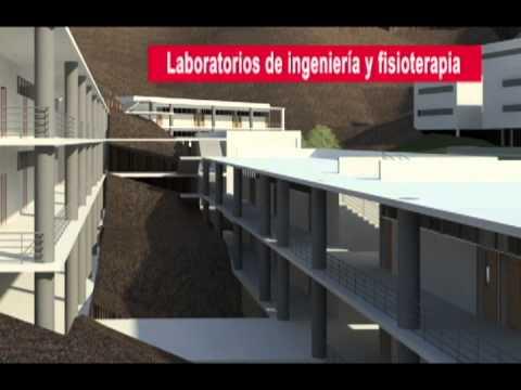 Proyecto del Nuevo Campus de la UCSS