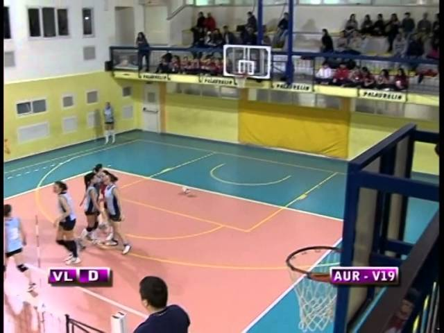 Aurelio vs Volley 19 - 2° Set