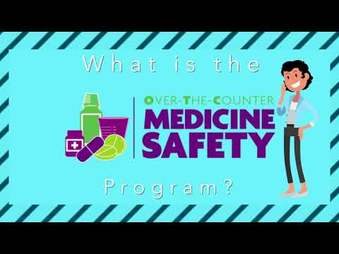 Over-The-Counter Medicine Safety Program Introduction