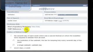 SaturdaySabbath  Errors Based On Julian Calendar 360p