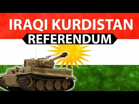 Iraqi Kurdistan independence referendum 2017 - Who are Kurdish people & what is the issue?