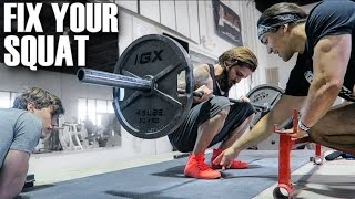 ARE YOU SQUATTING RIGHT!? | BIGGER BENCH | Common Problems FIXED (Ft. OMAR ISUF & DAVID LAID)