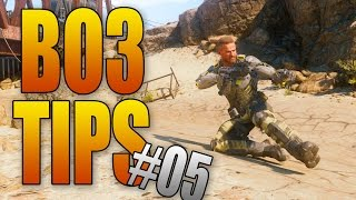 BO3 Tips Ep. 5: HOW TO SUPER SLIDE! (Black Ops 3 Tips and Tricks)