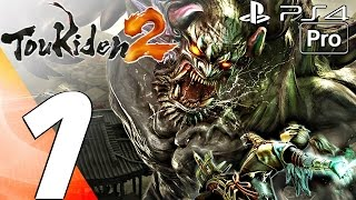 Toukiden 2 - Gameplay Walkthrough Part 1 - Prologue (Full Game) PS4 PRO
