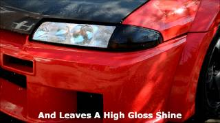 Wise Guyz Banana Sudz Hydrophobic Car Shampoo