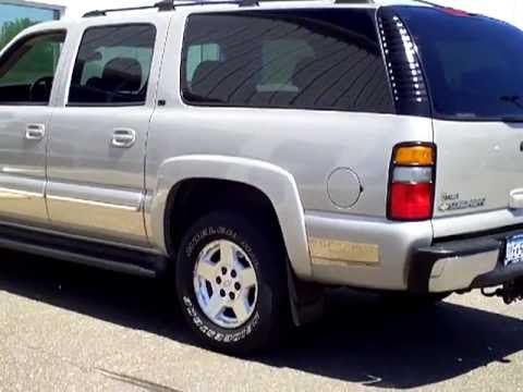 2004 chevrolet suburban 1500 lt 4wd w dvd youtube. Black Bedroom Furniture Sets. Home Design Ideas