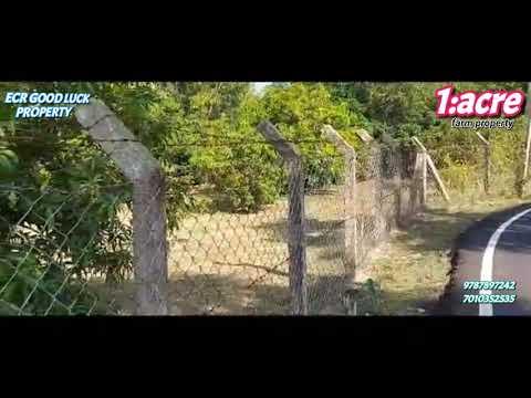id:37-farm land property sale in ecr Edhaikazhinadu kadapakkam