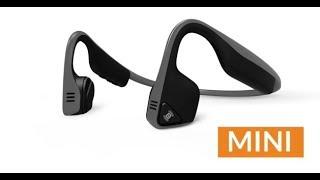 AfterShokz Titanium Mini Headphones Unboxing