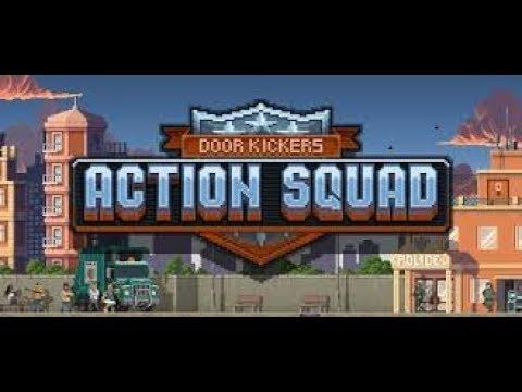 WORST COPS EVER! | I'M BACK!! | Door Kickers Action Squad |