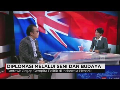 Diplomasi Melalui Seni dan Budaya - Insight with Desi Anwar Mp3