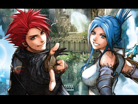 Selan = Quistis with blue hair - Lufia: Curse of the Sinistrals ...