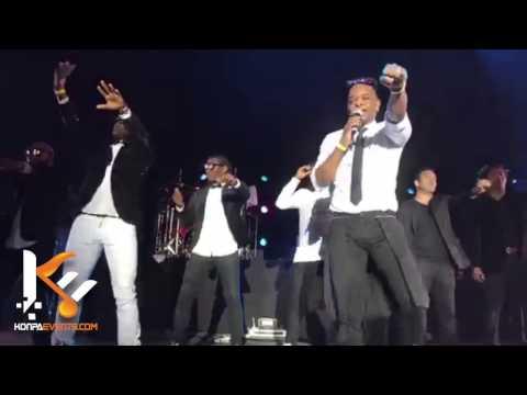 Klass Live Video Performance @ La Nuit Du Konpa : Bercy  4:8:17