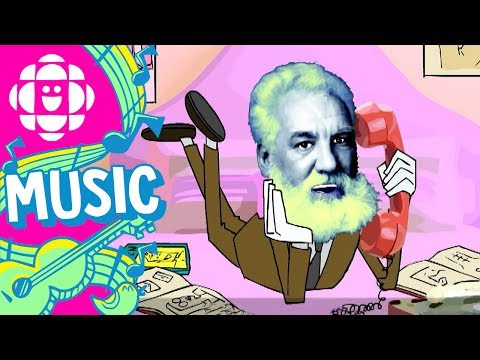 CANAdooDAday | Alexander Graham Bell Invents the Telephone | CBC Kids