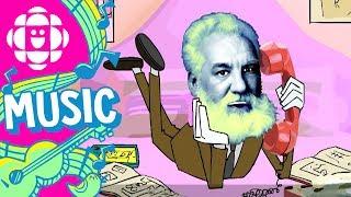 Video Alexander Graham Bell Invents the Telephone | CBC Kids download MP3, 3GP, MP4, WEBM, AVI, FLV Januari 2018