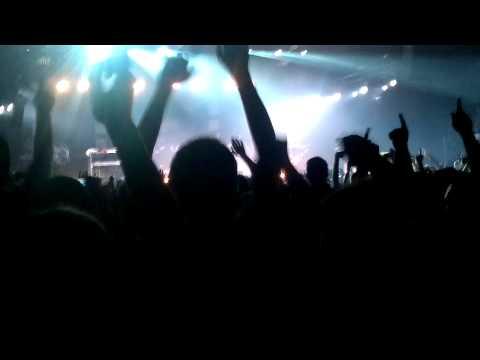 Tutti i miei sbagli - Subsonica (live @ Futur Show Station 16/04/2011)