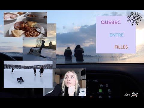 Des touristes à Quebec - VLOG 10
