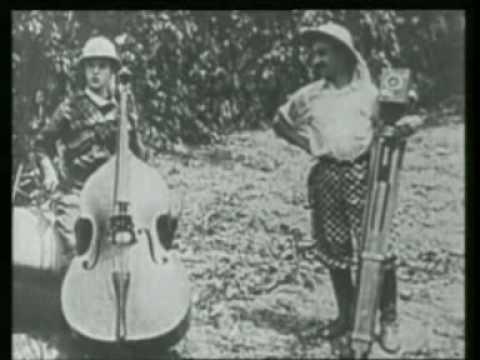 1923 Stan Laurel in Roughest Africa (part 3 of 3)