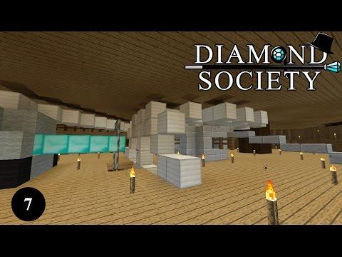 Diamond Society Ep. 7: Mighty Machinery