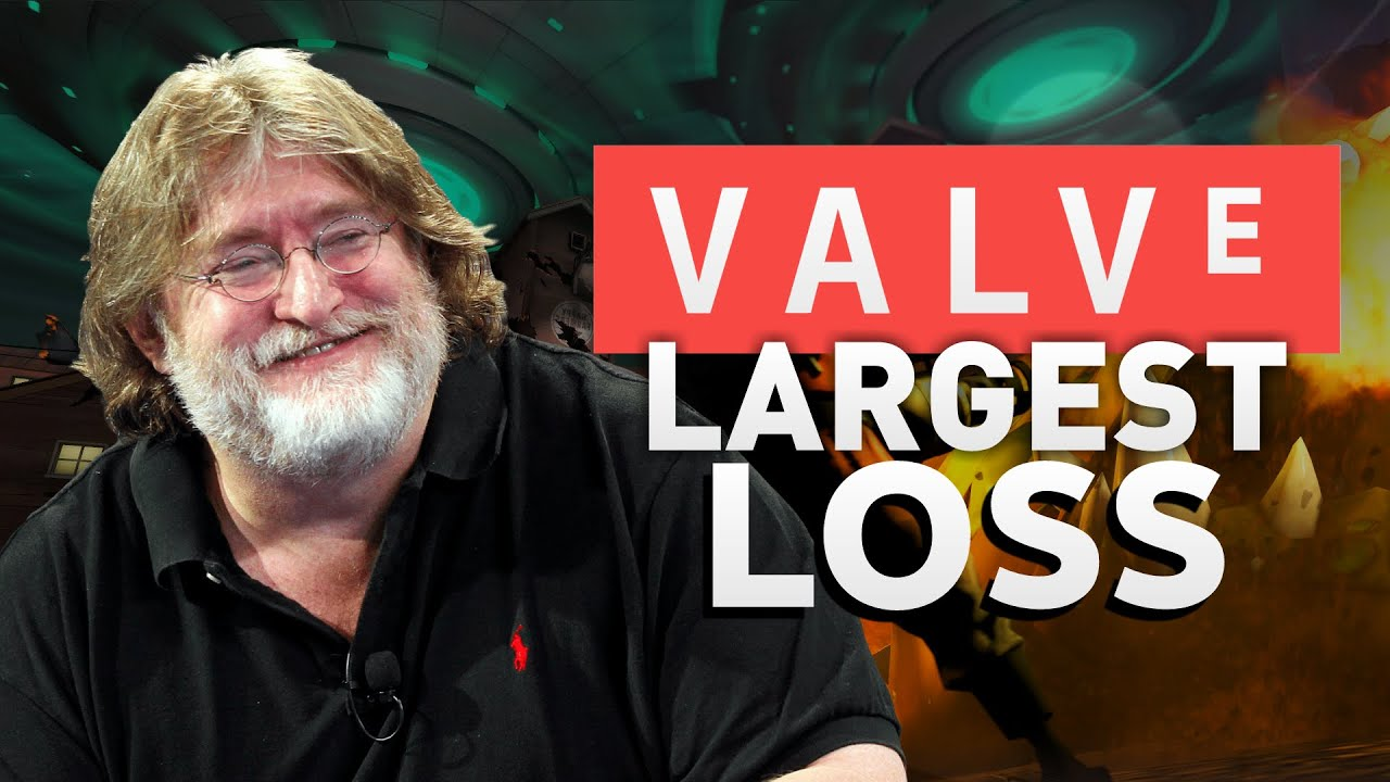 Valve's Largest Loss in Work From Home