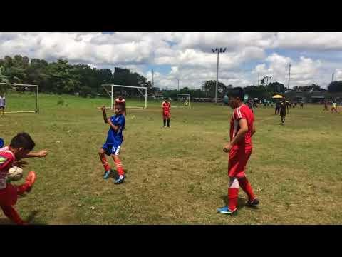 Blue Cup Football Festival 2018 Nikkei FC vs Anak Padada 13U