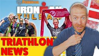 TRIATHLON NEWS including USA Triathlon announcing the coaches of th...