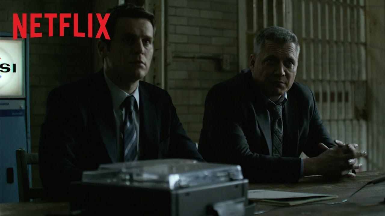 MINDHUNTER   Trailer oficial [HD]   Netflix