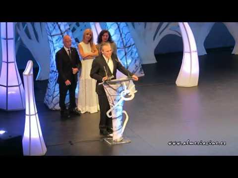 Jose Coronado, premio 'Almeria, tierra de cine' 2016