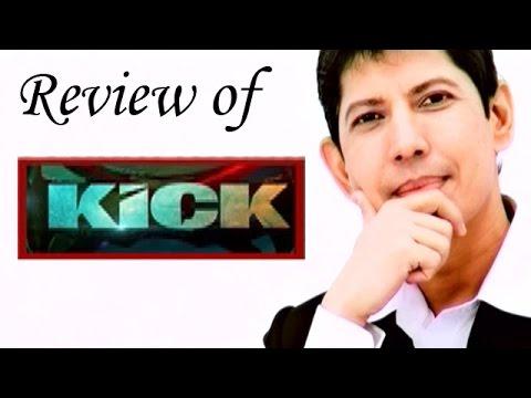 KICK - Movie Review