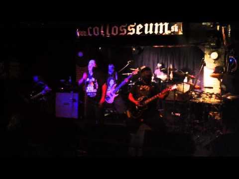 Thell Barrio - 11.09.2013 - Collosseum Music Pub, Košice, Slovakia (Full Concert)