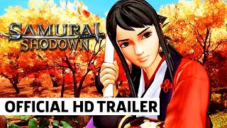 HIBIKI TAKANE SAMURAI SHODOWN DLC Trailer