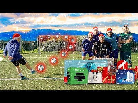 🎁 CHRISTMAS FOOTBALL CHALLENGE! ⚽   Elites