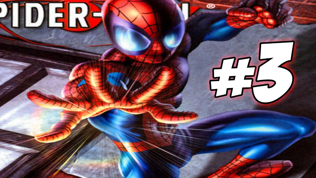 ultimate spiderman direct play