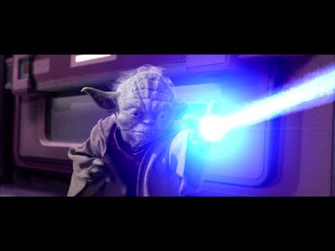 Star Wars (Super Yoda) Alternate Ending