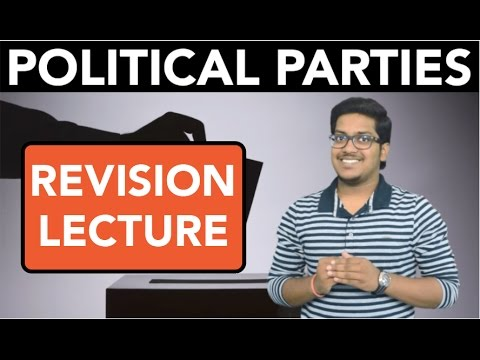 Civics: Political Parties (Revision)