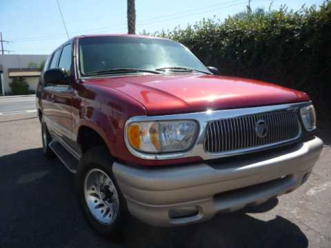 2000 mercury mountaineer for sale used cars autos usados in orange county ca buy sale and. Black Bedroom Furniture Sets. Home Design Ideas