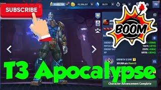 T3 Apocalypse First Look - Marvel Future Fight