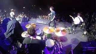 Boston Manor Full Set (Drum Cam) Live @ 013 Tilburg, NL
