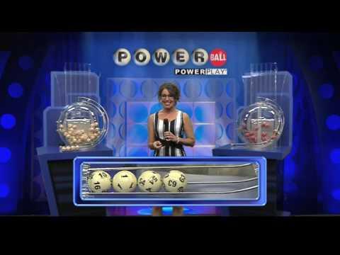 Powerball 20170802