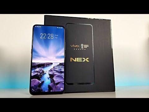 Vivo Nex S - 8GB/256GB - SD845 - On-Screen Fingerprint - Oreo 8.1 - Most Powerful of 2018!