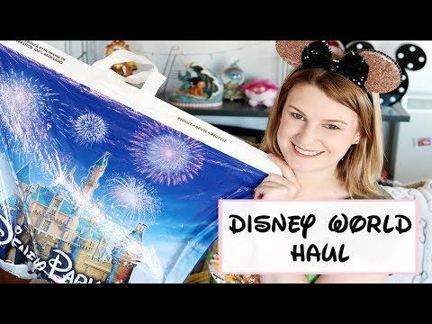 Disney World Haul | Charlotte Ruff