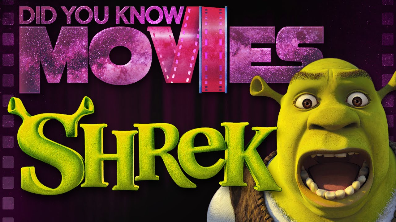 Shrek, The Anti-Disney Fairy Tale ft. Caddicarus - Did You Know Movies - Get Shrekt